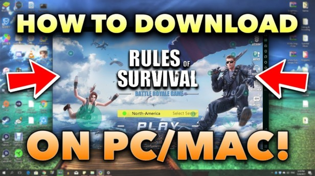 rules of survival hp laptop