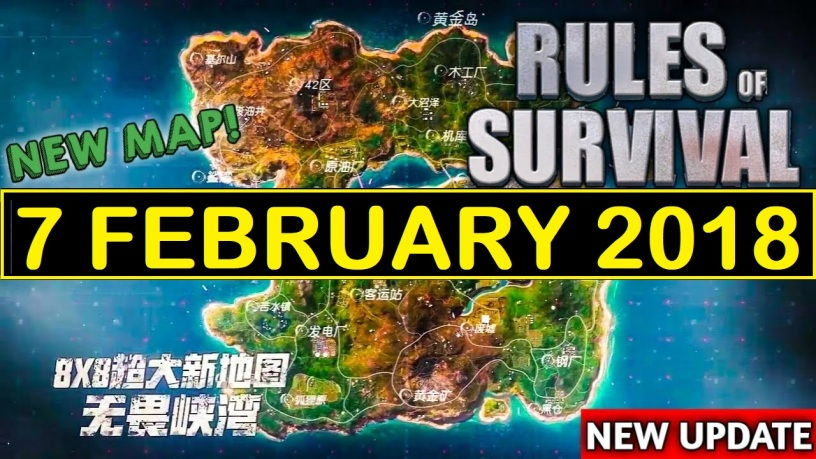 rules of survival mod apk terbaru